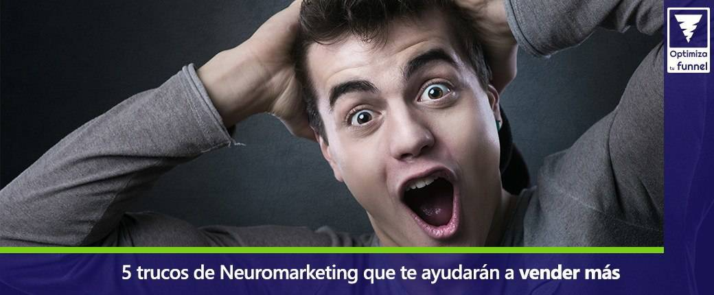 trucos de neuromarketing para vender más