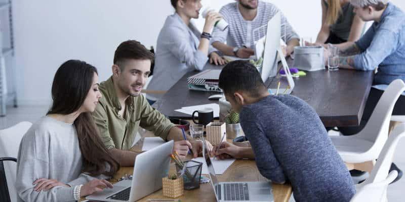 Relaciones en negocio digitales